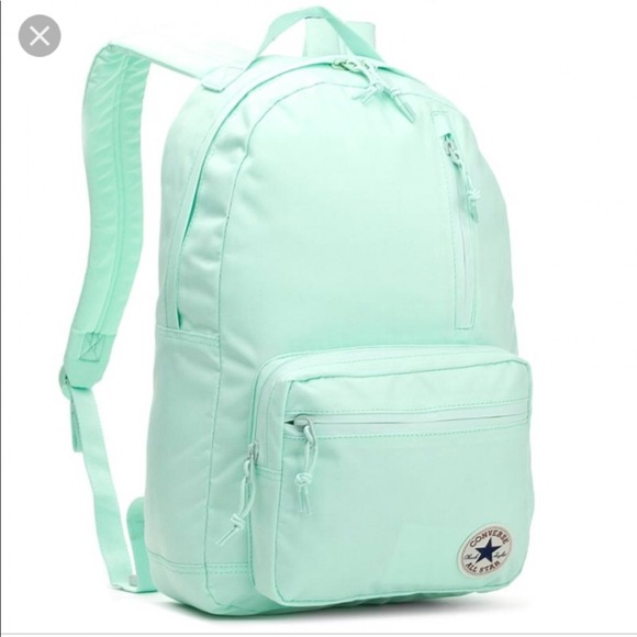 NWT Converse CTAS GO Backpack Mint W AUTHENTIC fd3e707703894